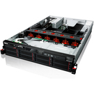 Lenovo ThinkServer RD630 2595A1U 2U Rack Server - 1 x Intel Xeon E5-2620 2GHz