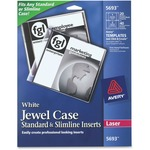 Avery Jewel Case Insert AVE5693