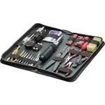 Fellowes Premium Computer Tool Kit-55 Piece - TAA Compliant FEL49106