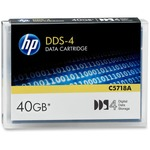 HP DAT DDS-4 Data Cartridge HEWC5718A