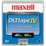 Maxell DLTtape IV DLT Data Cartridge MAX183270