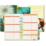 Day-Timer Flavia Monthly Planner Refill DTM09633