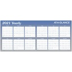 At-A-Glance Large Dated Yearly Planner AAGA177