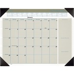 At-A-Glance Executive Monthly Desk Pad Calendar AAGHT1500