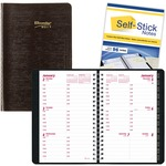 Rediform Carbonless Weekly Planner REDCB100NBLK