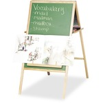Balt Double-Sided Instructional Magnetic Easel BLT33583