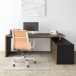 Deflect-o EconoMat Chair Mat DEFCM11112
