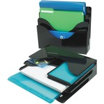 Deflect-o Three Tier Document Organizer DEF390204
