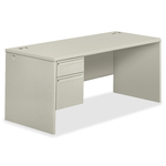 HON 38000 Series Right Pedestal Desk HON38291RQQ