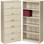 HON 600 Series Shelf Open File Cabinet HON626NL