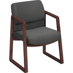 HON 2403 Sled Base Guest Arm Chair HON2403NAB12