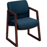 HON 2403 Sled Base Guest Arm Chair HON2403NAB90