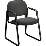 HON Solutions Seating 4008 Ergonomic Sled-Base Guest Chair HON4008AB12T