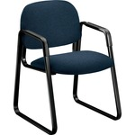 HON Solutions Seating 4008 Ergonomic Sled-Base Guest Chair HON4008AB90T
