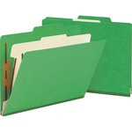 Smead 13702 Green Classification File Folders SMD13702
