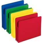 Smead 73500 Assortment Poly File Pockets SMD73500