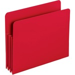 Smead 73501 Red Poly File Pockets SMD73501