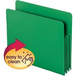 Smead 73502 Green Poly File Pockets SMD73502