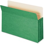 Smead 74226 Green Colored File Pockets SMD74226