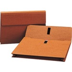 Smead 77145 Redrope Expanding Wallets with VELCRO Closure SMD77145
