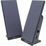 Compucessory 2.0 Speaker System - 3 W RMS - Black CCS30251