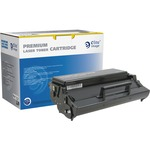 Elite Image Toner Cartridge - Remanufactured for Lexmark - Black ELI75070