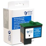 Elite Image Ink Cartridge - Remanufactured for Lexmark - Black ELI75231