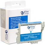 Elite Image Ink Cartridge - Remanufactured for Epson - Cyan ELI75257