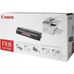Canon Black Toner Cartridge CNMFX8