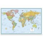 Rand McNally World Wall Map RAN528959972