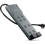 Belkin SurgeMaster Office 8-Outlets Surge Suppressor BLKBE10820006