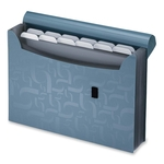 Esselte Pendaflex 13-Pocket Poly Expanding File ESS01163