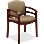 HON Invitation 2112 Double Rail Arm Chair HON2112NBE16