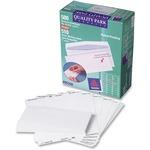 Quality Park Business Envelopes with Mailing Labels QUA95160