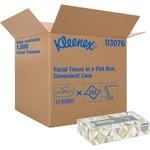 Kleenex Zip-Half Pack Facial Tissue KIM03076