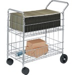 Fellowes Mail Cart FEL40912