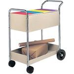 Fellowes Steel Mail Cart FEL40922