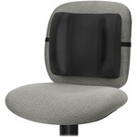 Fellowes Ergonomic Backrest - Black FEL91905