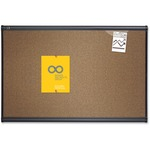 Quartet Prestige Colored Cork board QRTB244G