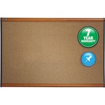 Quartet Prestige Colored Cork board QRTB247LC