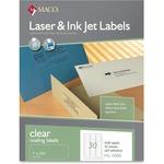 Maco Mailing Laser Label MACML4000
