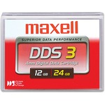 Maxell 4mm DDS-3 Tape Cartridge MAX200025