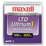 Maxell LTO Ultrium 1 Data Cartridge MAX183800