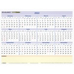 At-A-Glance QuickNotes Compact Wall Calendar AAGPM550B28