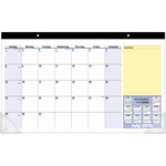 At-A-Glance Monthly Desk Pad Calendar AAGSK72600