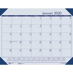 House of Doolittle Compact Calendar Desk Pad HOD12440