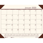 House of Doolittle Compact Calendar Desk Pad HOD12441