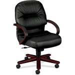 HON Pillow-Soft 2192 Managerial Mid Back Chair HON2192NSR11