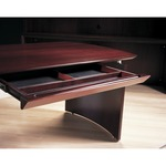 Mayline Napoli Center Desk Drawer MLNNCDMAH