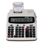 Victor 1228-2 Commercial Printing Calculator VCT12282